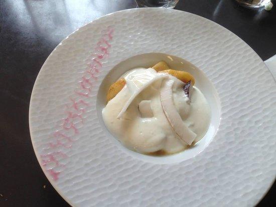 Au P'tit Ju : Dessert