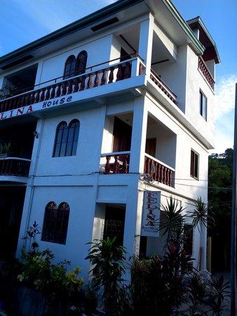 Felina Guest House : vue de l'hôtel