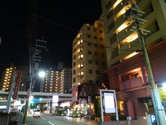 GR Hotel Esaka: 概観