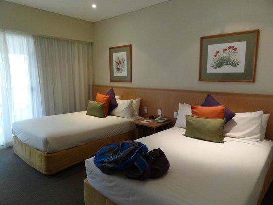 Desert Gardens Hotel, Ayers Rock Resort : Twin Room, Ground floor