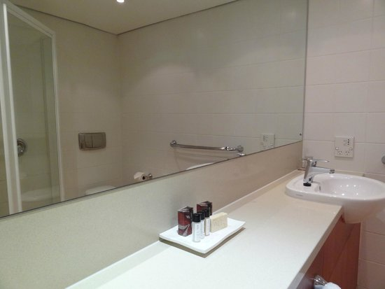 Desert Gardens Hotel, Ayers Rock Resort: Bathroom