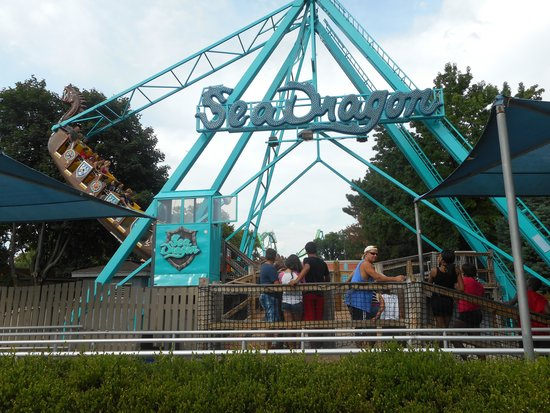 Dorney Park & Wildwater Kingdom : Full day of fun rides
