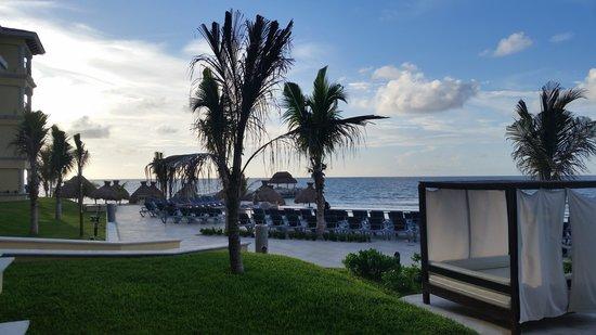 Hotel Marina El Cid Spa & Beach Resort : view from room