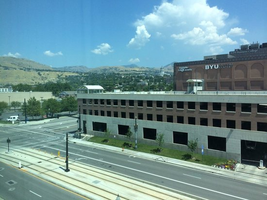 Hyatt Place Salt Lake City - Downtown: View from room