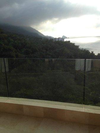 Garza Blanca Preserve, Resort & Spa: Part of the cove