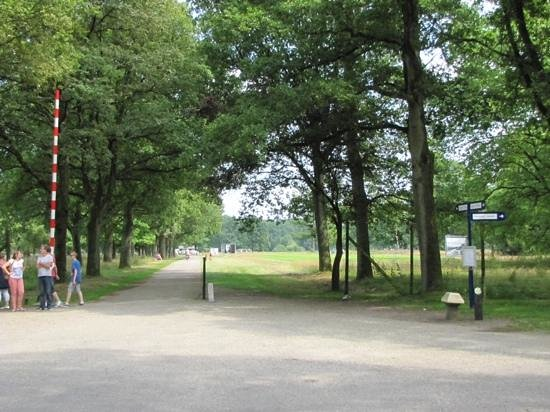 Kamp Westerbork: Approaching the Camp