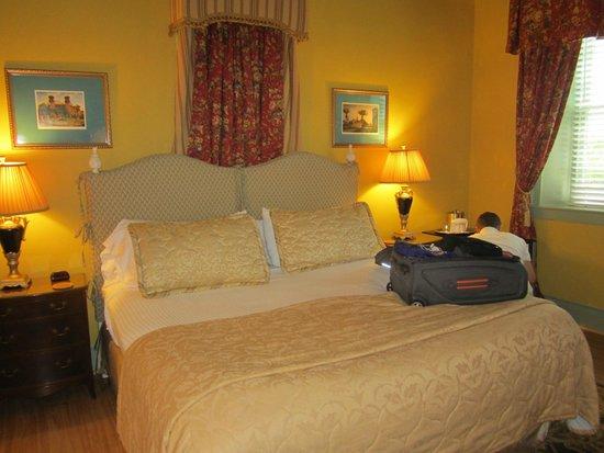 Casa de Solana Bed and Breakfast : Room