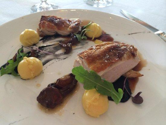 L'Espalier: The chicken to end all chicken