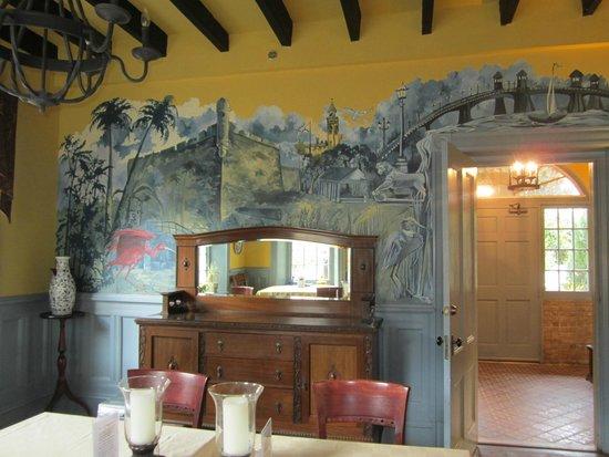 Casa de Solana Bed and Breakfast: Dinning Room