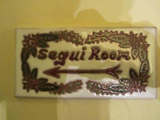 Casa de Solana Bed and Breakfast: Room