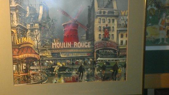 Moulin Rouge: now we're talkin Paris