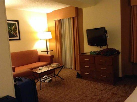 La Quinta Inn & Suites Danbury: Sitting area