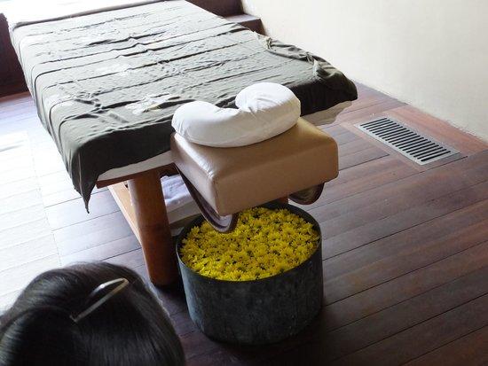 Royal Kirana Spa & Wellness: アウトドアで気持ちいい