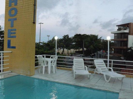 Netuanah Praia Hotel: pro relax de fim de tarde!