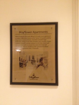 The Mayflower Hotel, Autograph Collection: History