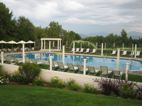 Mountain View Grand Resort & Spa: Outdoor Pool