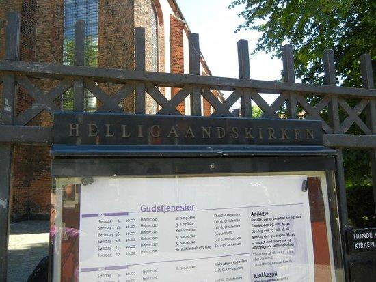 Church of the Holy Ghost: Helligaands Kirken
