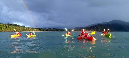 Tropical Sea Kayaks : Rainbow Ahead