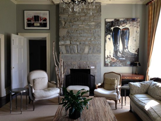 Art and decor - lovely living room! - Picture of All Suites ...