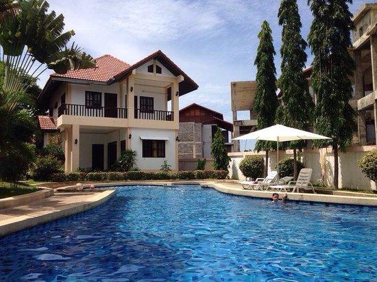 Baan Jasmin Village : Baan Jasmin pool