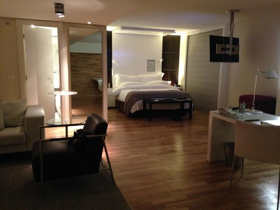 Hotel Unique: Suite