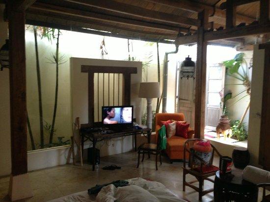 Bali Ginger Suites & Villa : Shikumen Villa