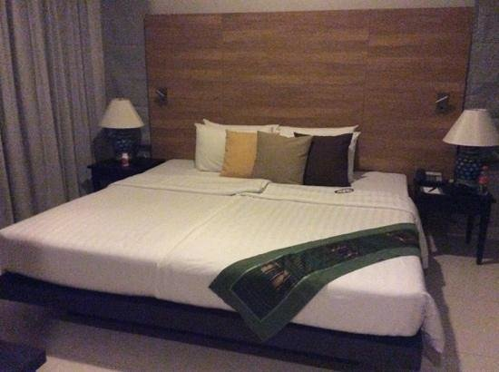 Kantary Beach Hotel Villas & Suites Khao Lak: bedroom