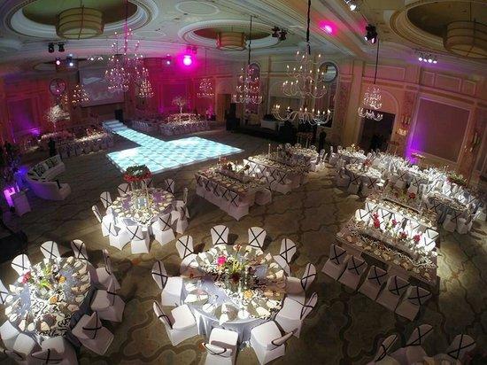 Four Seasons Hotel Cairo at Nile Plaza: Plaza ballroom