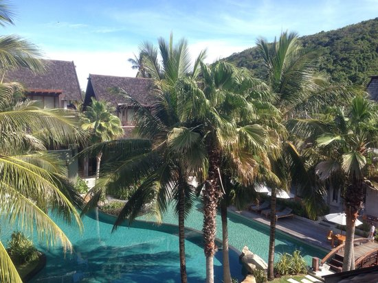 Mai Samui Resort & Spa : View from the room ��