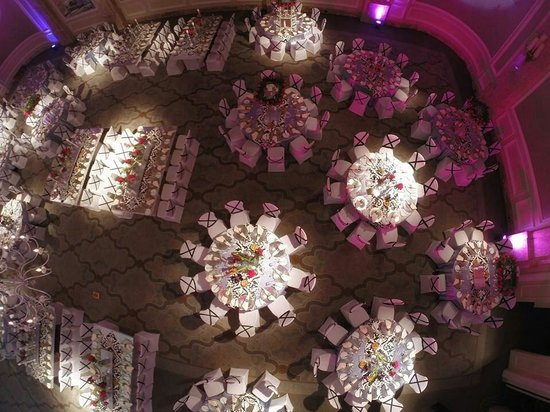 Four Seasons Hotel Cairo at Nile Plaza: Wedding's