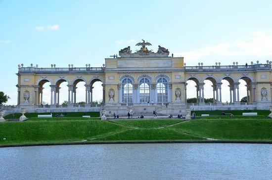 Schloss Schönbrunn: グロリエッテ