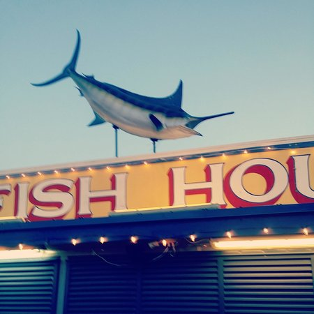 The Fish House : Outside