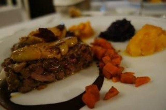 L'Estaminet: Magret de canard