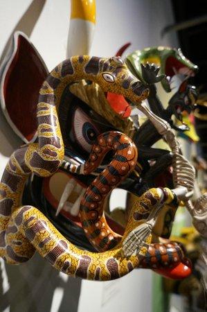 Museo de Arte Popular: mask