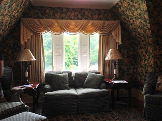 The Inn at Erlowest: Lake George Room