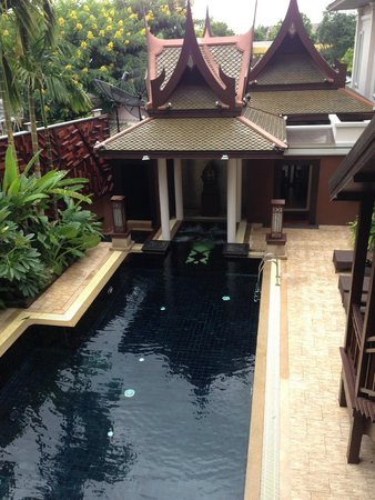 Sireeampan Boutique Resort & Spa: swimming pool