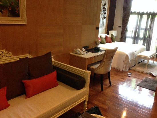 Sireeampan Boutique Resort & Spa: our suite