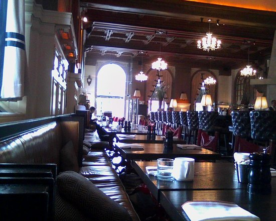 Fairmont Copley Plaza, Boston: Restaurant