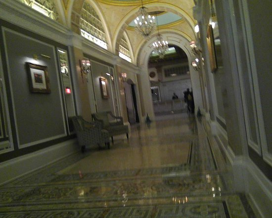 Fairmont Copley Plaza, Boston: Lobby