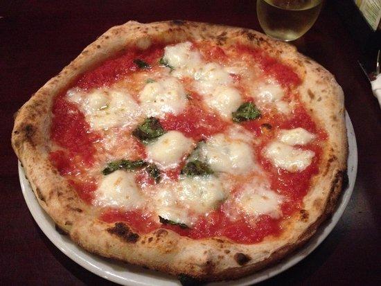 Settebello Pizzeria : Margherita doc