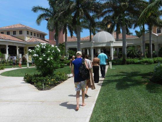 Beaches Turks & Caicos Resort Villages & Spa: Italian Village