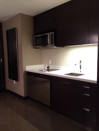 Vdara Hotel & Spa : Kitchen