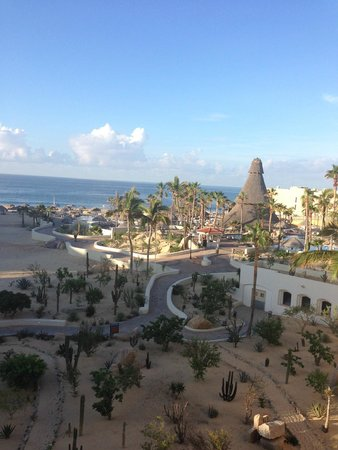 Sandos Finisterra Los Cabos : What a view to wake up to!