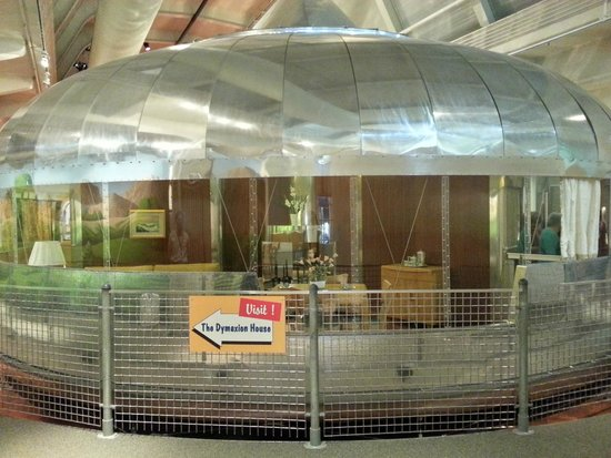 El Henry Ford: Dymaxion House