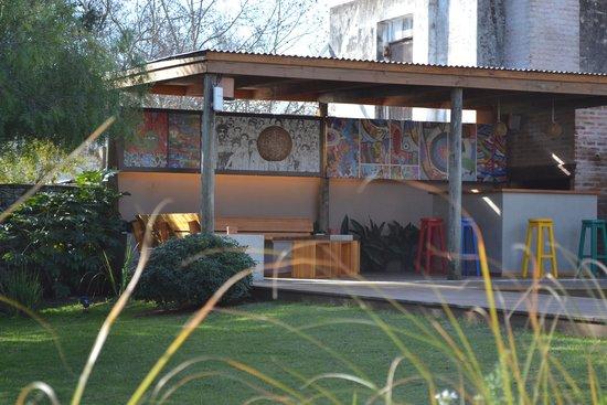 Posada El Capullo: Jardin - El Capullo