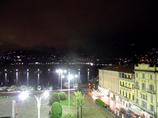 Hotel Barchetta Excelsior: amazing night view