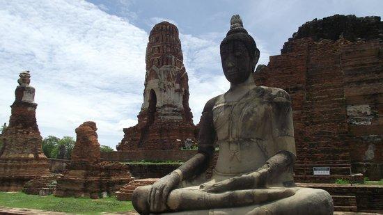 Parc historique d'Ayutthaya : July 2014