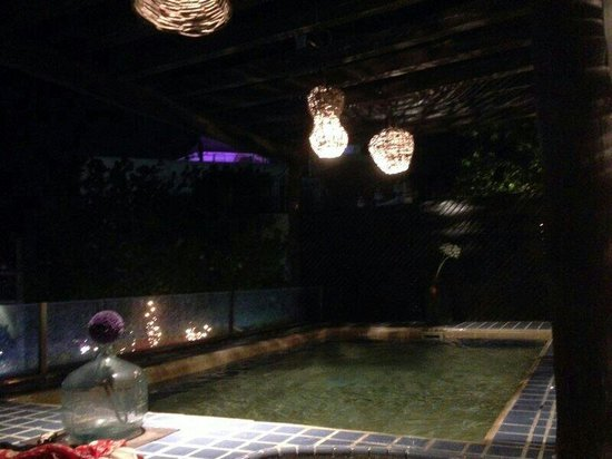 Hotel Quinto Sol: Roof-top Jacuzzi