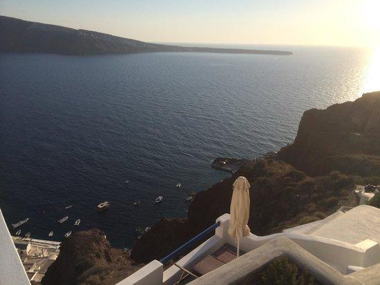 Esperas : View for private terrace