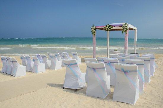 Dreams Tulum Resort & Spa: Wedding Location on Beach